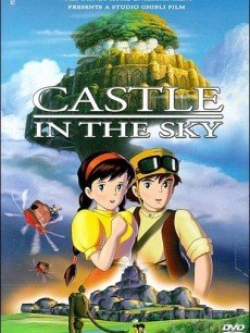 (1986) Laputa: Castle in the Sky 天空之城 天空之城