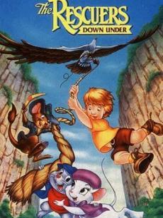 (1990) The Rescuers Down Under 救难小英雄 救难小英雄